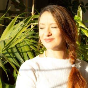 Photo professeur de Yoga à Nice Centre, Masha