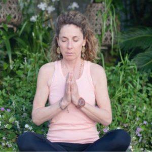Photo professeur de Yoga à Nice Centre, Céline