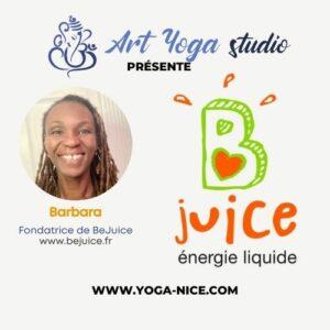 be Juice à Art Yoga Studio