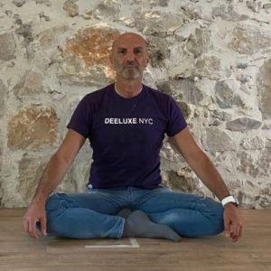 Photo professeur de Yoga à Nice Centre
